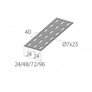 Plaque verrouillage Ø9-13