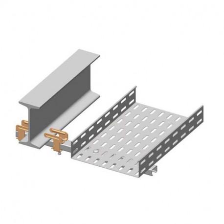 rail de fixation 400. Black Bedroom Furniture Sets. Home Design Ideas