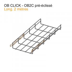 Concave PVC - 60X300