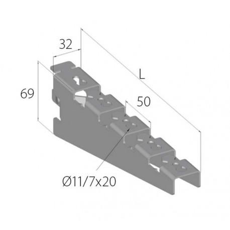 Chapiteau 2D 8T