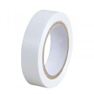 10 Rubans isolants vinyle Blanc