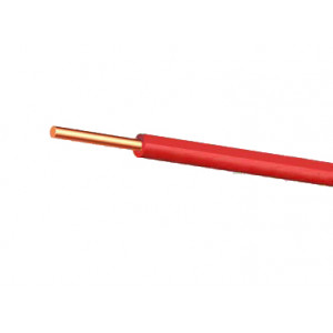 H07VU 2,5 Rouge- 100m