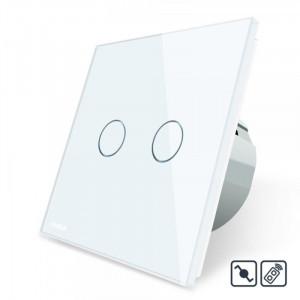 Variateur d'éclairage double blanc