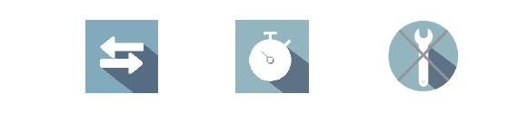 chemin de câbles rapide et simple a installer - OB Click OB PROFILS