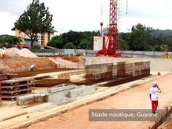 OB Profils fabricant et fournisseur de chemin de câbles électriques en Guyane