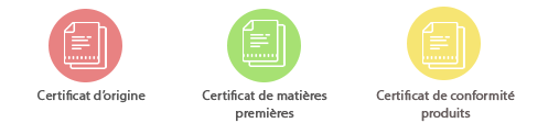 certificat de formalité pour dédouanement export