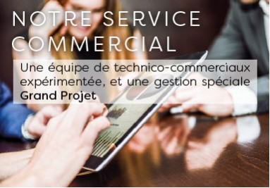 Service commercial